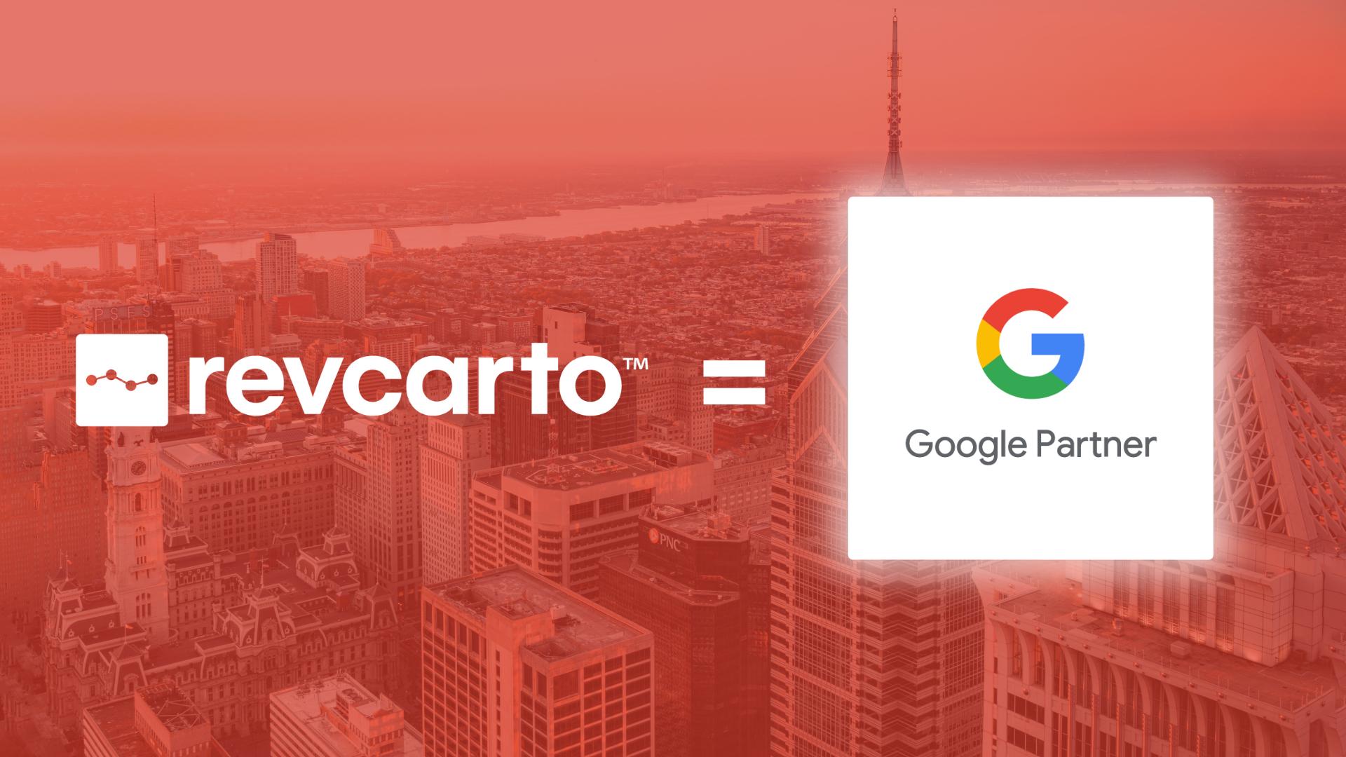 Revcarto Awarded New Google Partner Badge